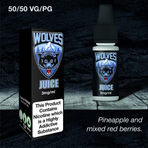 Dripping Range Wolves Juice Flavour 50/50
