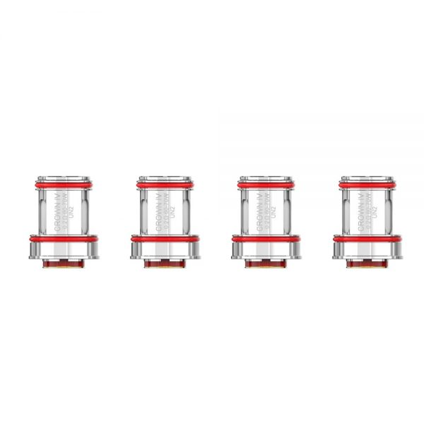 UWELL Crown 4 Dual SS904L 0.2ohm Coil Single